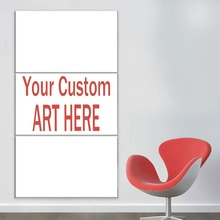 Modern Home Wall Decorative Print Type Canvas Painting For Living Room Artwork Picture 3 Panel The Custom Modular Poster