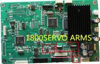 SAGA Cutting plotter Motherboard Servo cutting plotter 1800 ARMS mainboard  Cutting Plotter Contour with sensor optica