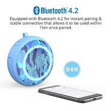 Smart Bluetooth speaker outdoor portable fashion design super bass waterproof support TF card voice tips phone HD call function columbus v 990 gps data logger 66 channels 50 million waypoints voice tag 4g tf card support voice poi mtk chipset