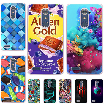 45 styles case For ZTE Z max Pro Z981 ZTE Blade X Max Z983 Grand X Max 2 Kirk Soft TPU Cover Phone Back Shell For ZTE Z981 image