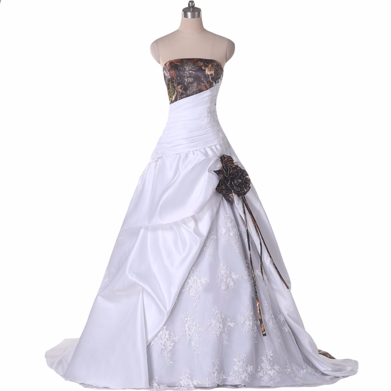 Mossy Oak Wedding Dresses: Online Buy Wholesale Camo Wedding Dress From China Camo