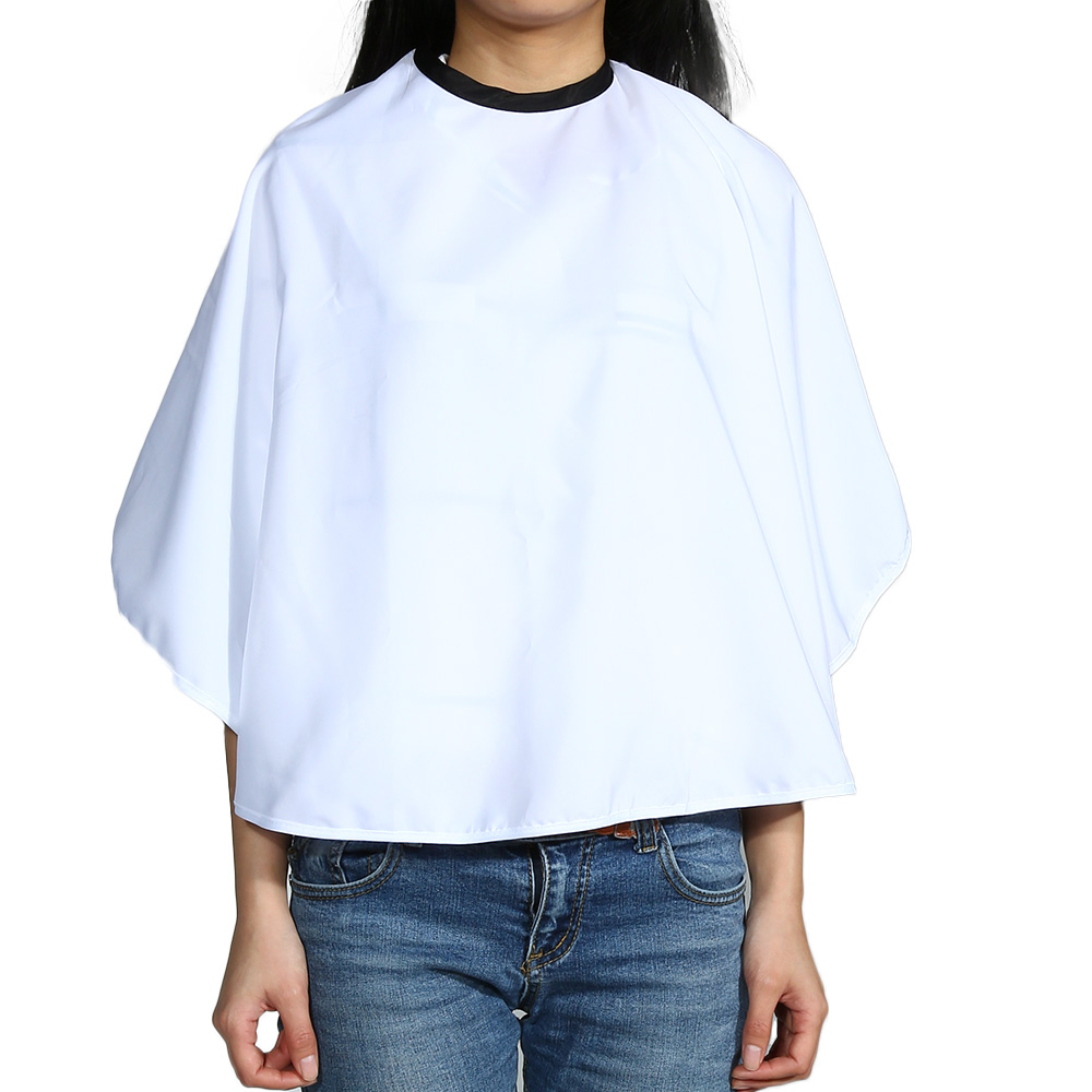Buy white apron online - Hairdressing Cape Professional Hair Cutting Cape Salon Apron Shampoo Cloth Barber Hair Styling Tool Water Resistant