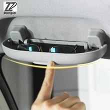 ZD Car Glasses Sunglasses Box Case Phone Holder For Nissan Qashqai X-Trail TIIDA Volvo