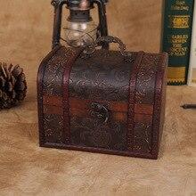Европейских антикварных ювелирных изделий, Старинные коробка для ювелирных изделий творческий хранения палата , чтобы сделать старые искусственные реквизит стрельба