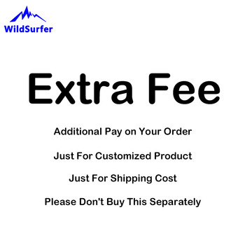 цена Additional Pay on Your Order Extra Fee Cost Just For Customized Product and Shipping Cost Please Don't Buy This Separately онлайн в 2017 году