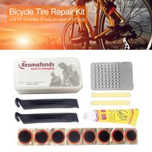 2019 przenośne narzędzia do naprawy rowerów górskich zestaw narzędzi rowerowych dla rowerzystów zestaw narzędzi rowerowych do wielofunkcyjnej naprawy opon awaryjnych tanie tanio CAR-partment Zestawy narzędzi Bicycle repair tool 14*6 5*2 3cm