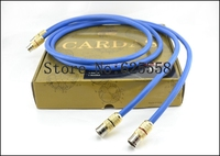 Free Shipping Pair Cardas Clear Light Interconnect XLR Audio Cable 1 5m Tube Amp HiFi