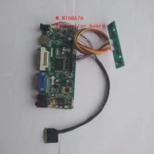 LCD LED HDMI VGA DVI Controller board kit DIY Audio for LG display LP156WH4(TL)(N2) 1366X768 Panel 15.6″ Screen monitor LVDS