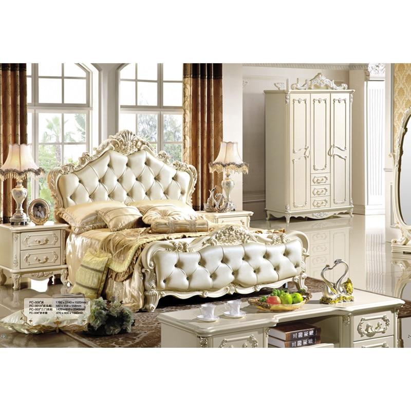 2018 New Design Hot Sales Bedroom Furniture Beauty Bed