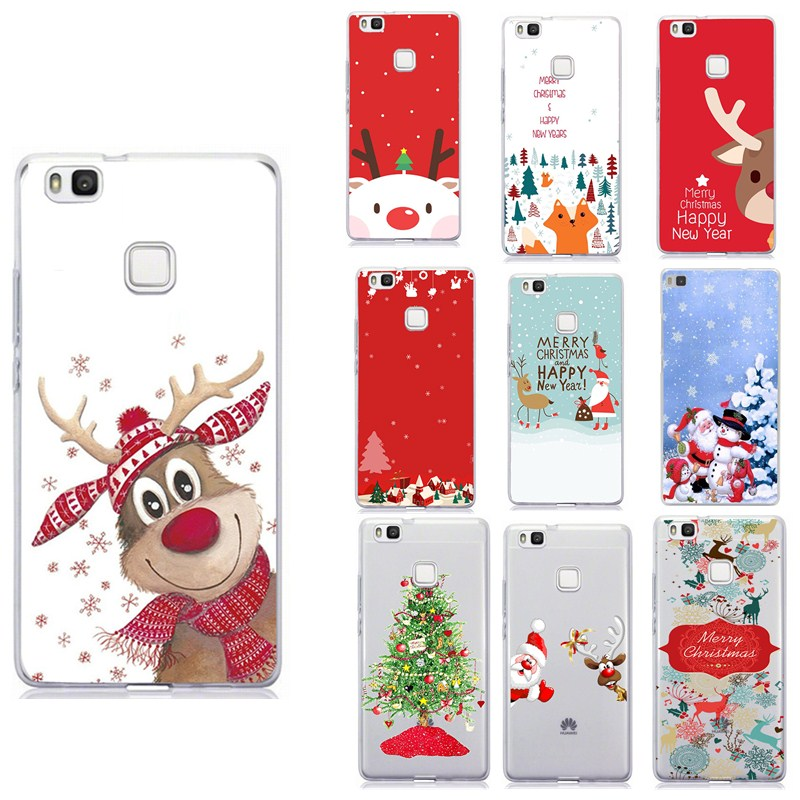US $0.86 |Case For Huawei P 20 Lite Cases Merry Christmas Luxury Man Funda Coque For Huawei P Smart P20 P10 P9 P8 Mate 10 Lite 2017 Case|Phone Case & ...