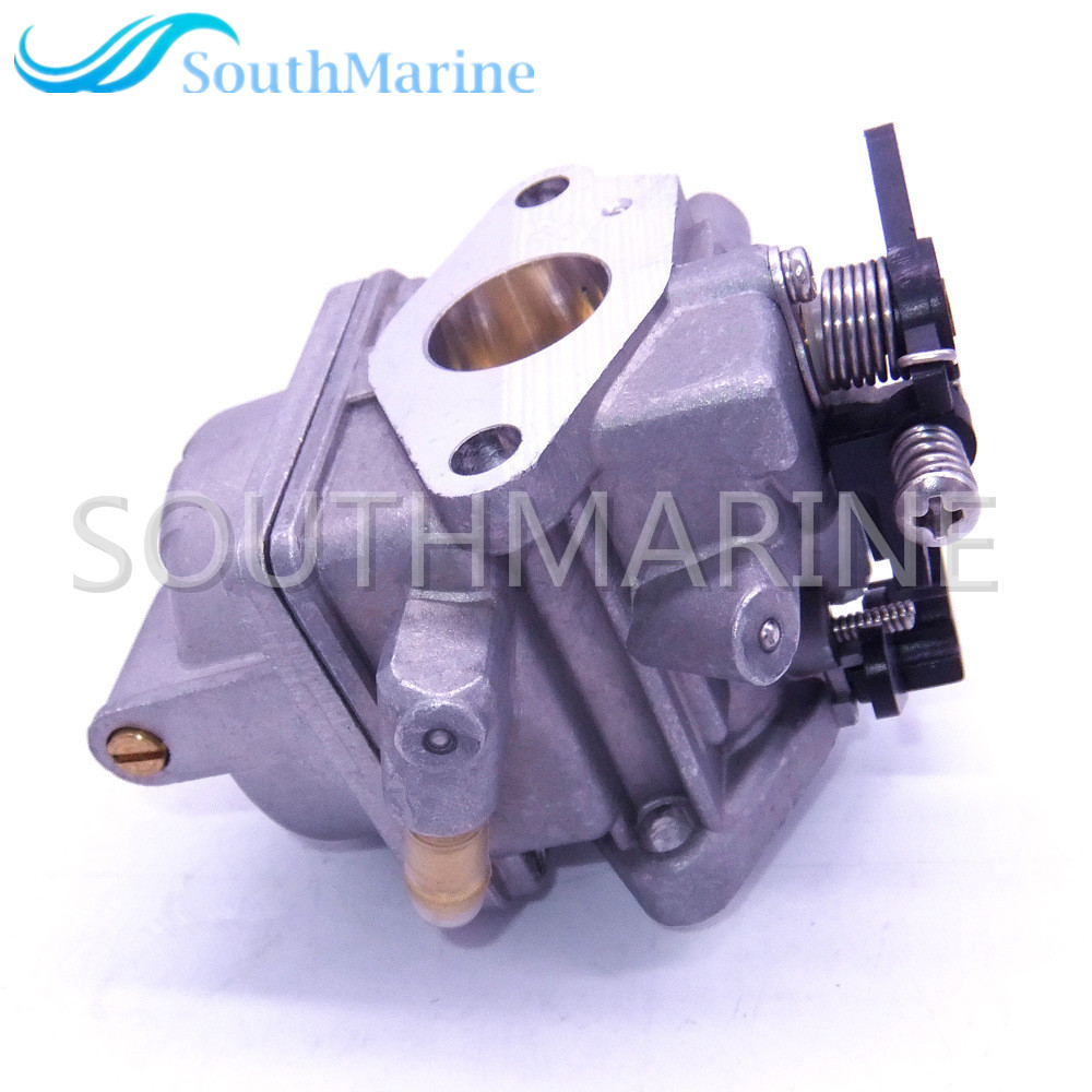 Image 3 - 3R4 03200 0 3R4 03200 1 3R4032000M 3R4032001M Carburetor Assy for Tohatsu Nissan 4 stroke 6HP MFS6 NFS6 A2 B Outboard Motor-in Boat Engine from Automobiles & Motorcycles