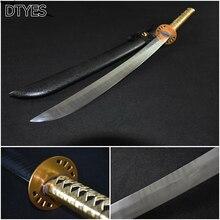 sword katana manganês alto