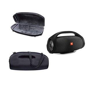 Image 4 - Лучшие предложения жесткий защитный чехол, заказной динамик защитный чехол сумка для JBL Boombox беспроводной Bluetooth динамик черный
