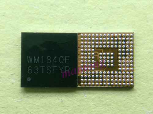 US $5 0 |1pcs 20pcs WM1840E WM1840 audio IC for Samsung S6 G9200 G9250  NOTE4 S5 N9100-in Integrated Circuits from Electronic Components & Supplies  on