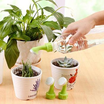 2Pcs Garden Plant Spray Watering Sprinkler Nozzle Head Portable Tool Sprayers Hot