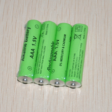 4-10pcs UNITEK 1.5v AAA rechargeable batteries 10440 alkaline cell 2000mah for led flashlight toys clock camera remote control