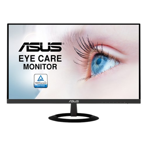 ASUS VZ239HE moniteur de soin des yeux-23 pouces, Full HD, IPS, Ultra-mince, sans cadre, sans scintillement, filtre à lumière bleue