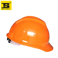 Free Shipping BOSI Construction Safety Hard Hat Cap Helmet 4 Point Suspension