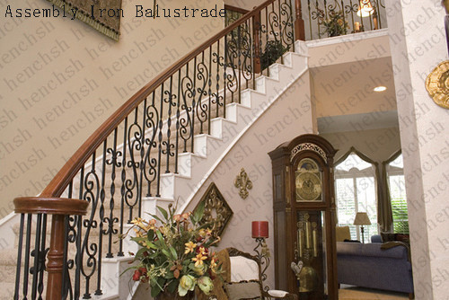 assembly wrought iron handrail font baluster railing rod spacing balusters lowes spindle patterns