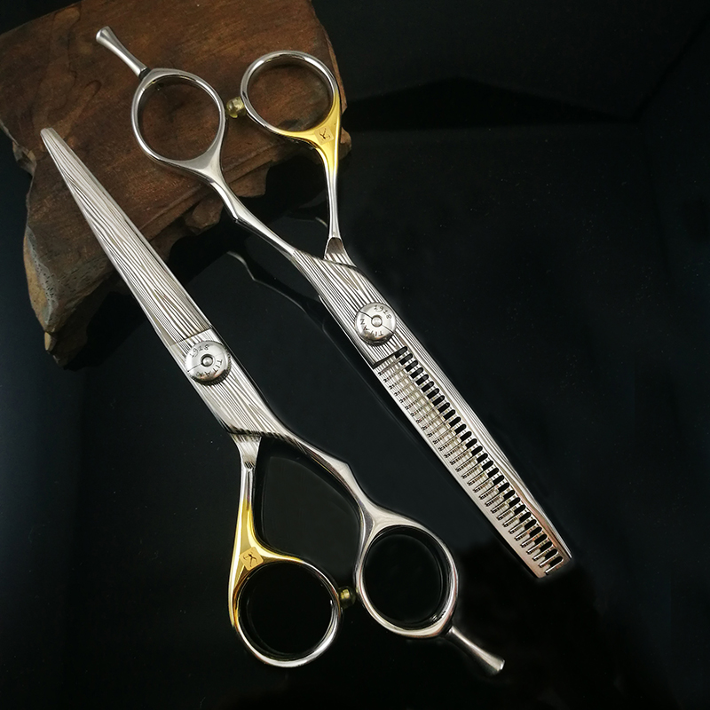 hair scissors  damascus hairdressing scissors salon tools