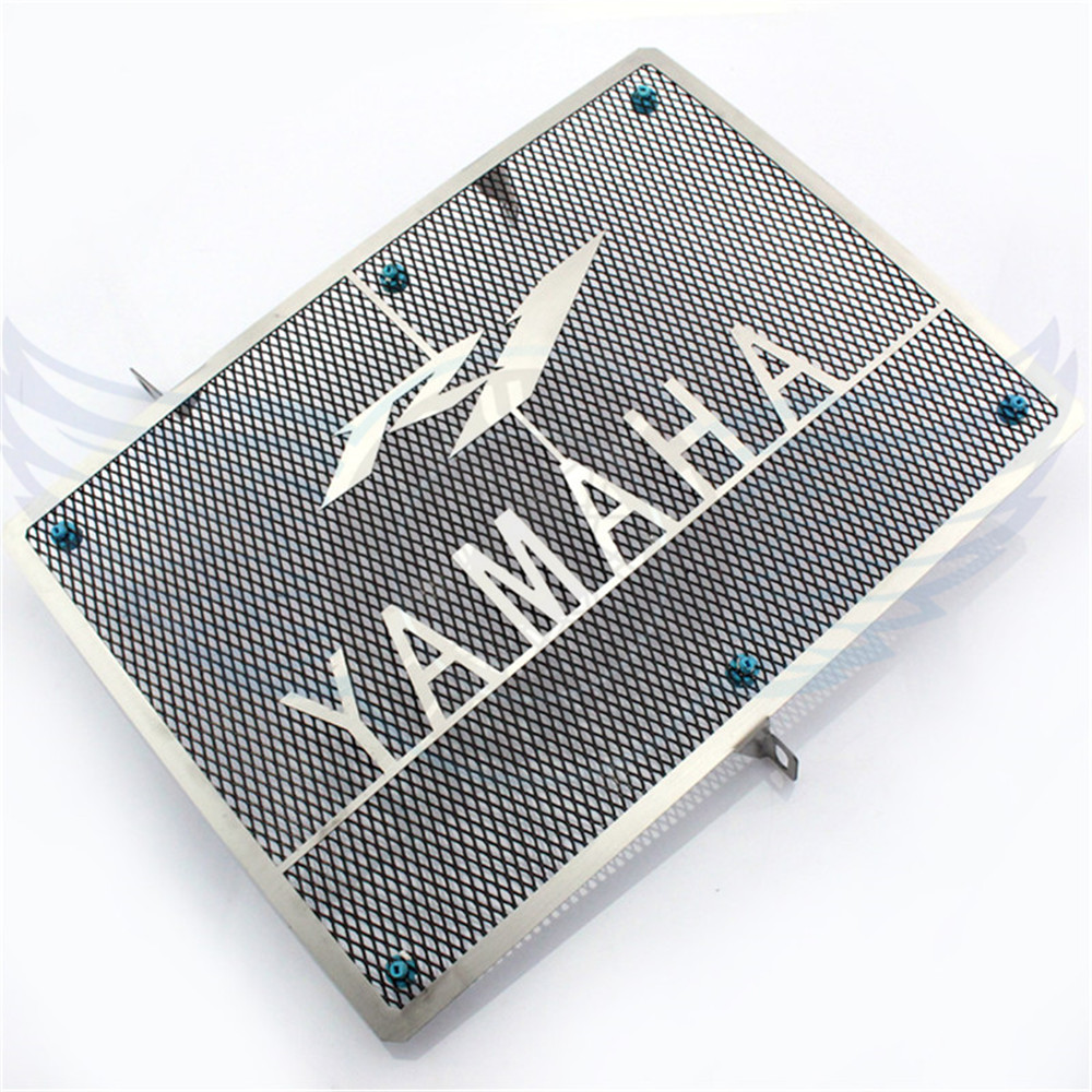 new style motorcycle stainless steel radiator cover protector grille guard protector For Yamaha 2004 2005 2006 YZF R1 04 05 06 motorcycle arashi radiator grille protective cover grill guard protector for yamaha yzf r1 2004 2005 2006