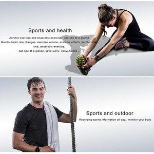 Image 5 - Greentiger V11 ساعة ذكية النشاط جهاز تعقب للياقة البدنية الرياضة Smartwatch IP67 للماء مراقب معدل ضربات القلب الرجال النساء VS DT78 L11 F8