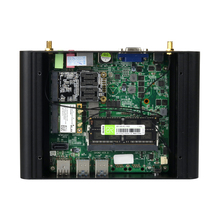 XCY Mini PC i7 7500U i5 7200U i3 7100U Windows 10 PC de escritorio 4K UHD HTPC HDMI 300M WiFi 6 cable i7 Micro computadora