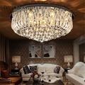 Wohnzimmer lampe  kristall lampe  dome licht  decken lampe  LED  moderne  einfache  europäischen stil schlafzimmer lampe-in Deckenleuchten aus Licht & Beleuchtung bei