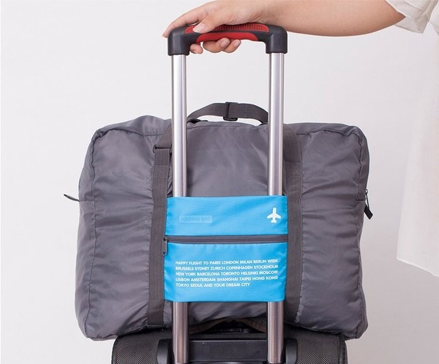 Large Travel Luggage Bag (8 Colors)