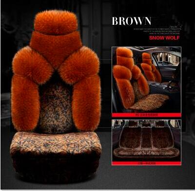 High Quality Full Set Wool Car Seat Covers For Suzuki