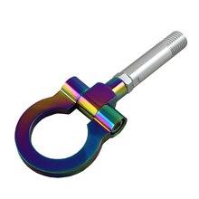 Xpower-NEO хром гоночный буксировочный крюк винт алюминиевый T2 для MAZDA 2 5 6 RX-8 CNC