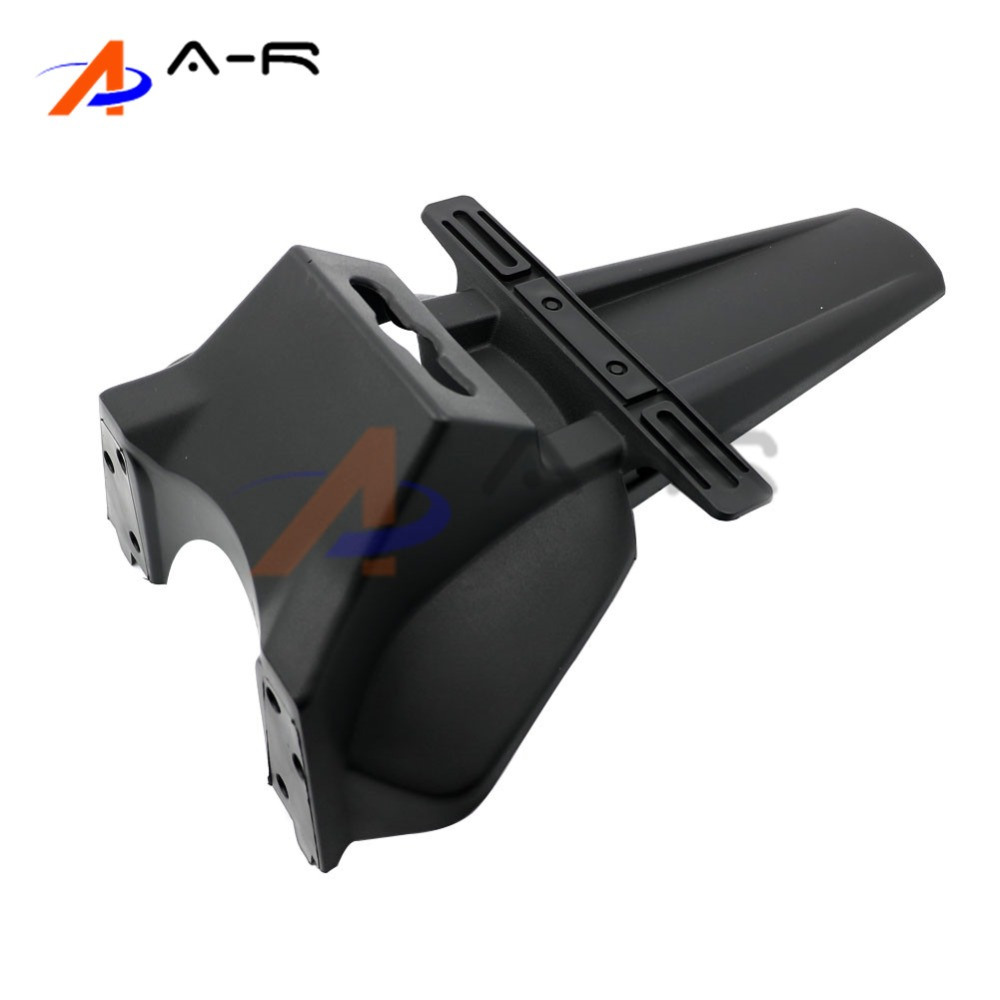 Motorcycle Rear Fender Mudguard Rear Splash License Plate Frame Bracket for Suzuki GSXR1000 GSX-R 1000 K5 2005-2006 for suzuki gsx r600 k6 motorcycle fender eliminator license plate bracket tail tidy tag rear for suzuki gsxr750 k6 2006 2007