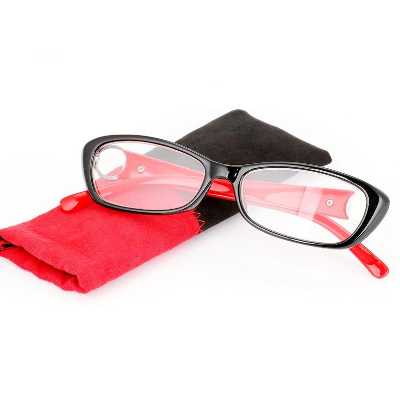 NYWOOH Lettura Glassess Degli Uomini Delle Donne Della Resina Lenti Da Presbite Lettori di Occhiali Ipermetropia Occhiali Stampa Hollow Telaio