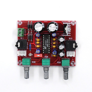 Image 5 - AC DC 12V R1075 Tone Board BBE Digital Audio Pre amplifier Processor Actuator Preamp Amplifier F1 014
