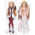 Новый дизайн аниме персонажи сексуальная девушка пледы наволочка обнимая длинное тело наволочка