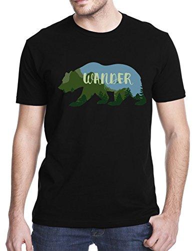 Men 39 s high quality custom printed tops hipster tees wander for High quality custom shirts