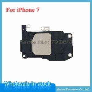 Image 2 - MXHOBIC 10 sztuk/partia głośny głośnik do iphone 7 7G Plus głośnik dzwonek buzzer części do wymiany taśmy dla iPhone7 7G 4.7