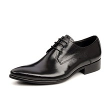 Fashion Black Designer Dress Shoes For Men Black Genuine Leather Flats Wedding Party Shoes Man Plus Size 38-45 JS-A0006 цены онлайн
