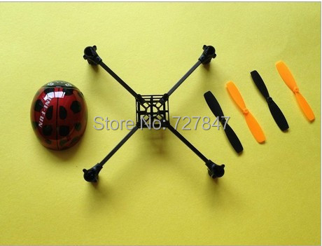 aliexpresscom buy micro quadcopter frame compatible with walkera ladybird diy from reliable ladybird pictures suppliers on readytosky store