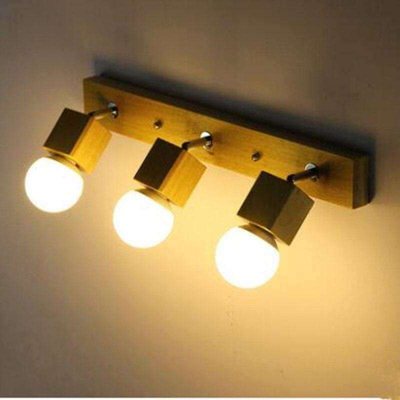Lâmpadas de Parede madeira lâmpada de parede moderna Estilo : Estilo Japonês