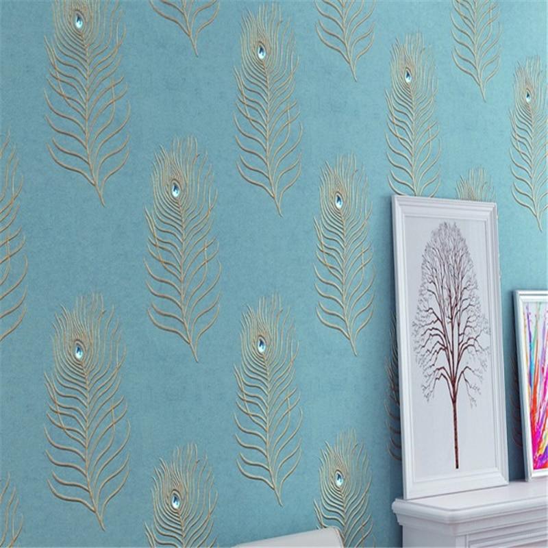 achetez en gros paon bleu chambre en ligne des. Black Bedroom Furniture Sets. Home Design Ideas