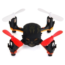Mini Airplane Kid Toy Small Power Quadcopter Pocket Airplane Outdoor Fun Sports For Children Interesting Remote Control Toy