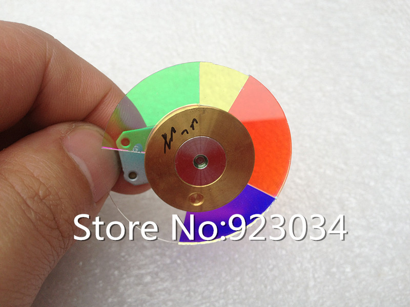 Wholesale Projector Color Wheel for Optoma DM146 Free shipping free shipping wholesale original projector color wheel for optoma gt720 with three months warranty