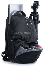 Disassemble professional DSLR camera video bag/case Travel digital slr photo Backpack with raincover for canon/Nikon/sony/pentax