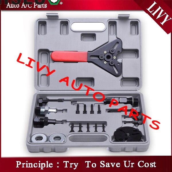 buy repair air conditioner compressor tool car repair tool set compressor. Black Bedroom Furniture Sets. Home Design Ideas