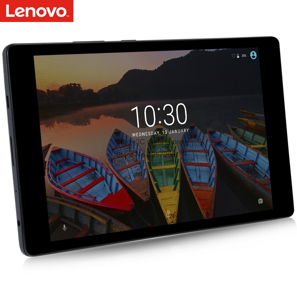 Orginal Lenovo P8 plus LTE 8 inch TB 8703N Tablet PC Android 6 0 Snapdragon