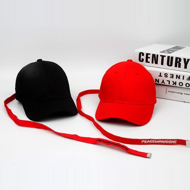 ae77a3eed723c Janvancy Long Strip Hip Hop Hats Men Women Fashion Steampunk Baseball Caps  Man Woman Black White
