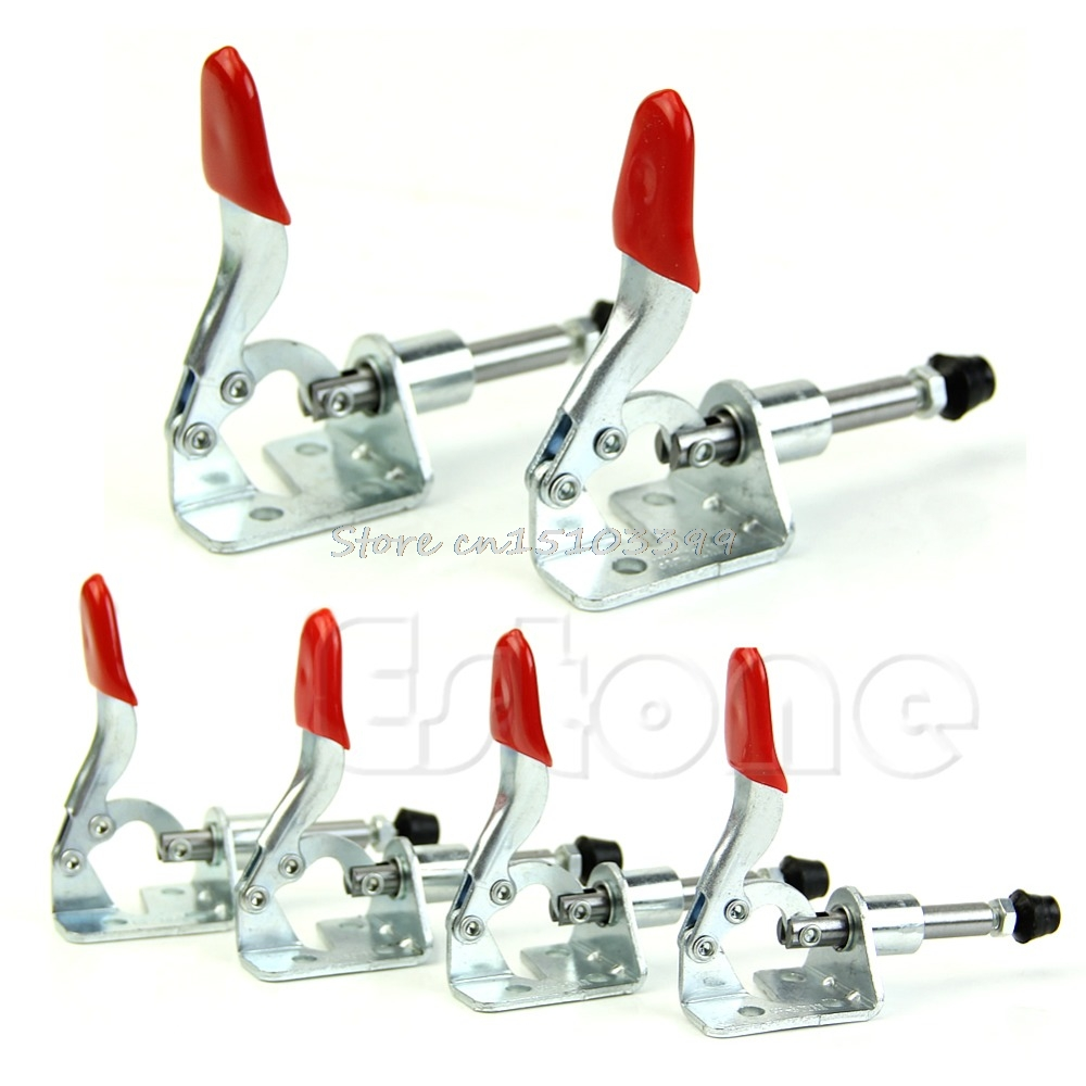 2Pcs Hand Tool Toggle Clamp Vertical Clamps 301AM GH-301AM Hot