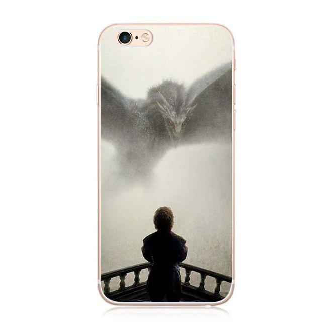 Game Of Thrones Hard Plastic Phone Cases