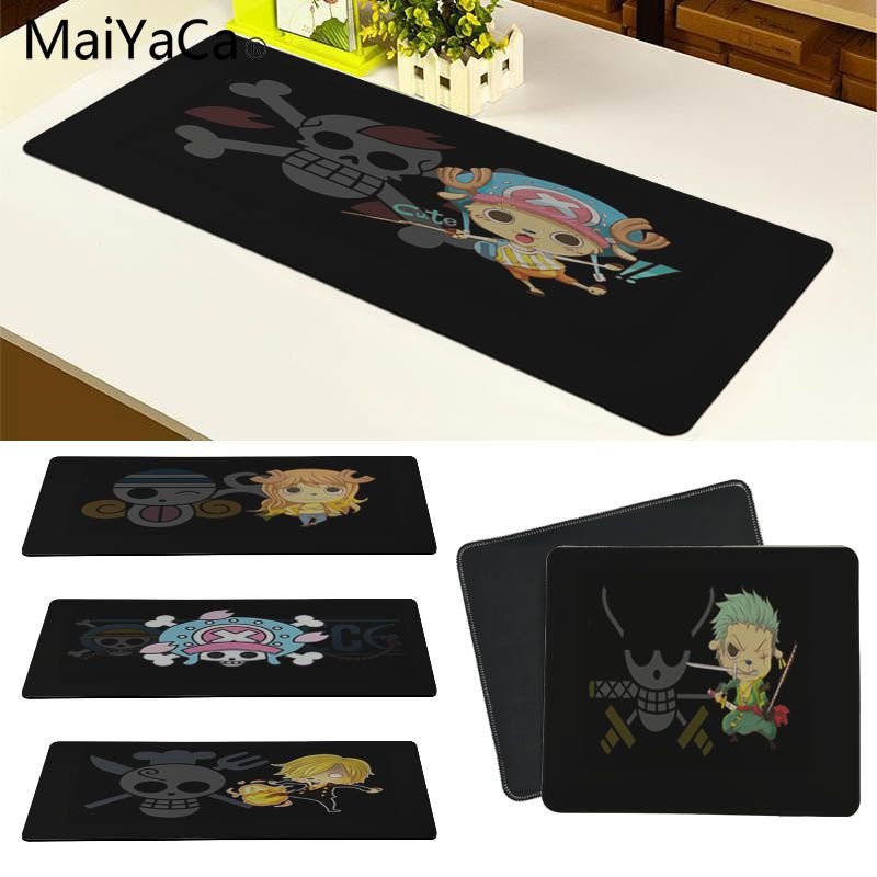 MaiYaCa Your Own Mats Cute one piece roles Customized laptop Gaming mouse pad Size for 18x22cm 20x25cm 25x29cm 30x60cm 30x90cm